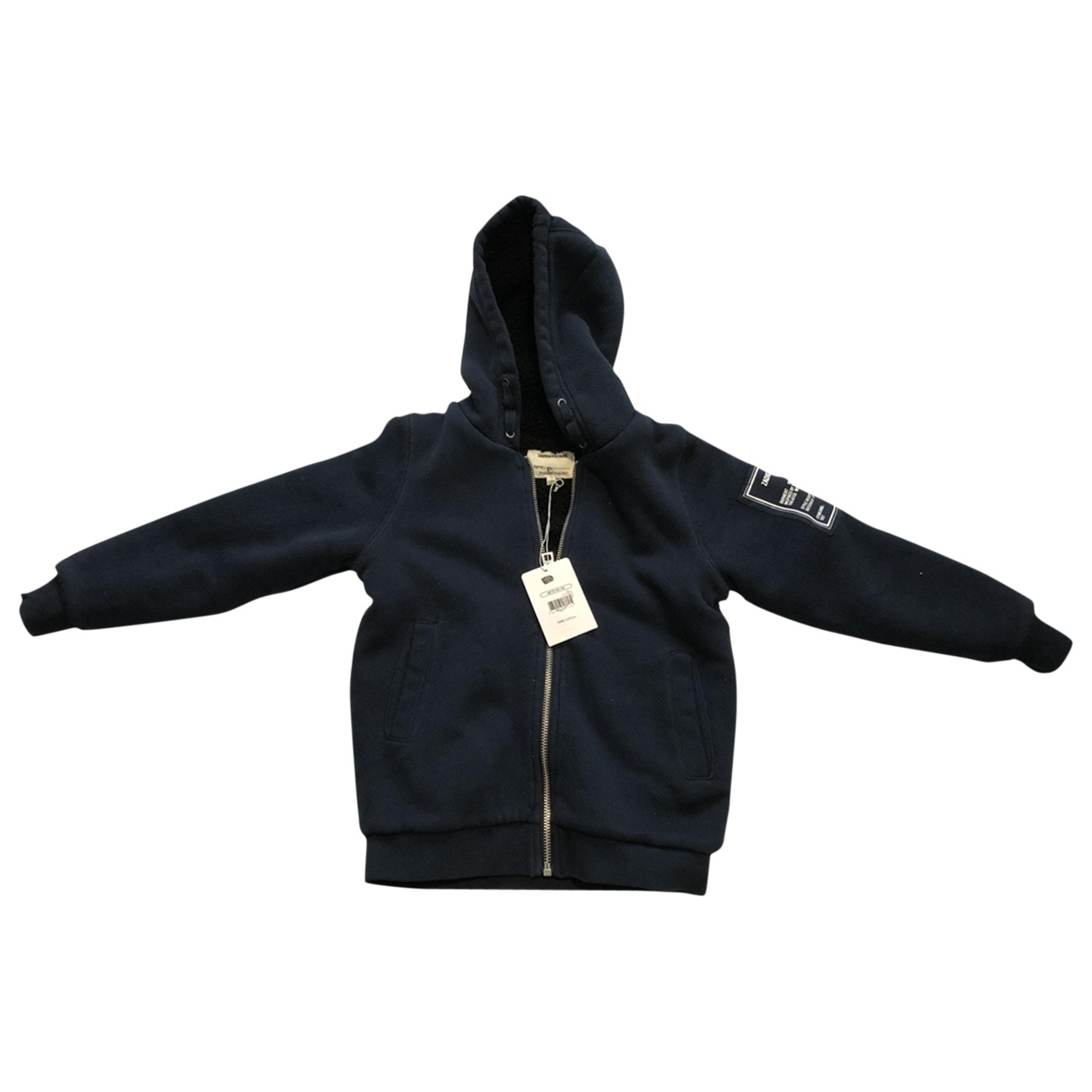 Zadig & Voltaire \N Navy Cotton Knitwear for Kids 6 years - up to 114cm FR