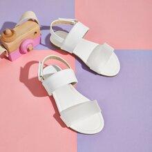 Toddler Girls Wide Fit Slingback Sandals