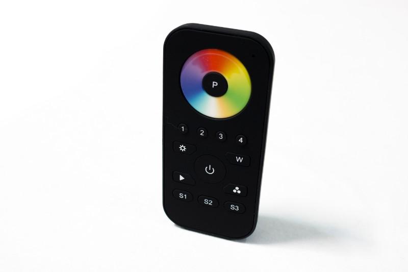 Race Sport Lighting RS2819T8 RGB Custom Remote 8 zones RF Remote