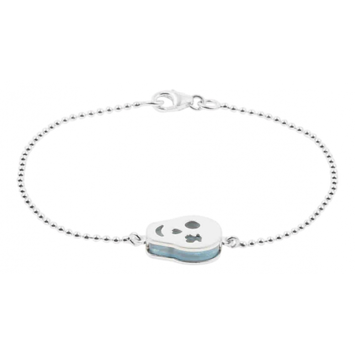 Pulseras Tous N Metallic Silver bracelet for Women N