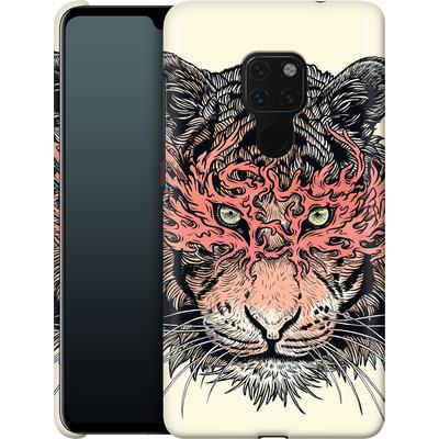 Huawei Mate 20 Smartphone Huelle - Masked Tiger von Mat Miller