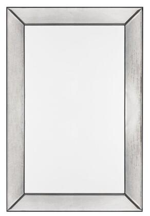 40175 Tompkins Mirror in Frameless Mirror with Antiqued