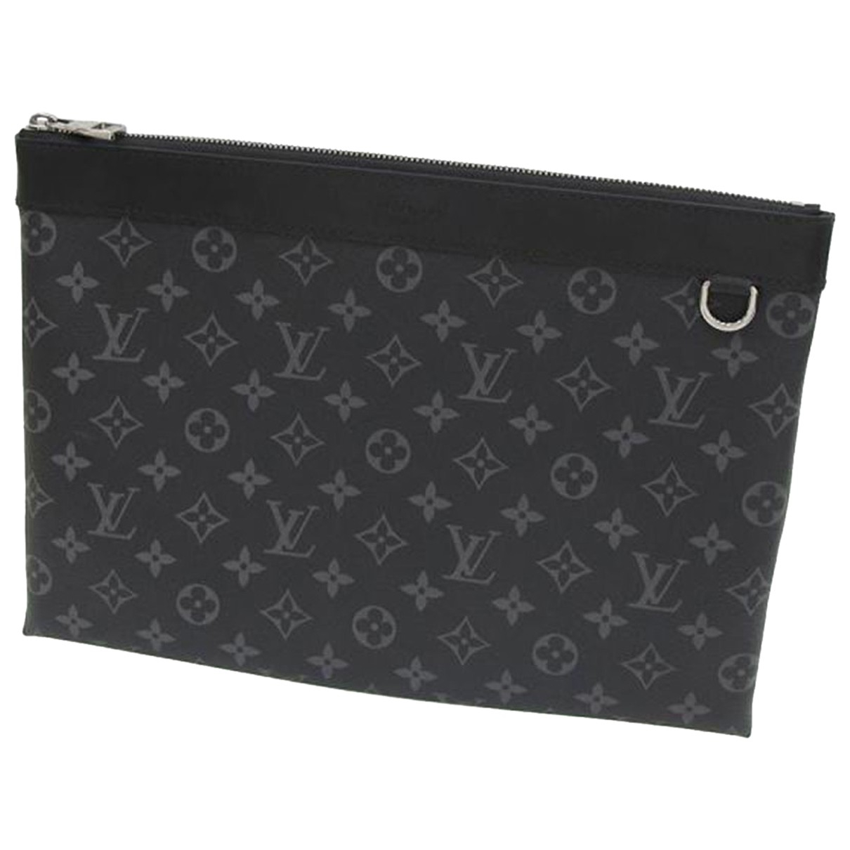 Louis Vuitton N Black Leather Purses, wallet & cases for Women N