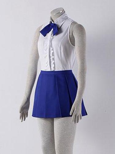Milanoo Halloween Fairy Tail Lucy Heartphilia Halloween Cosplay Disfraz