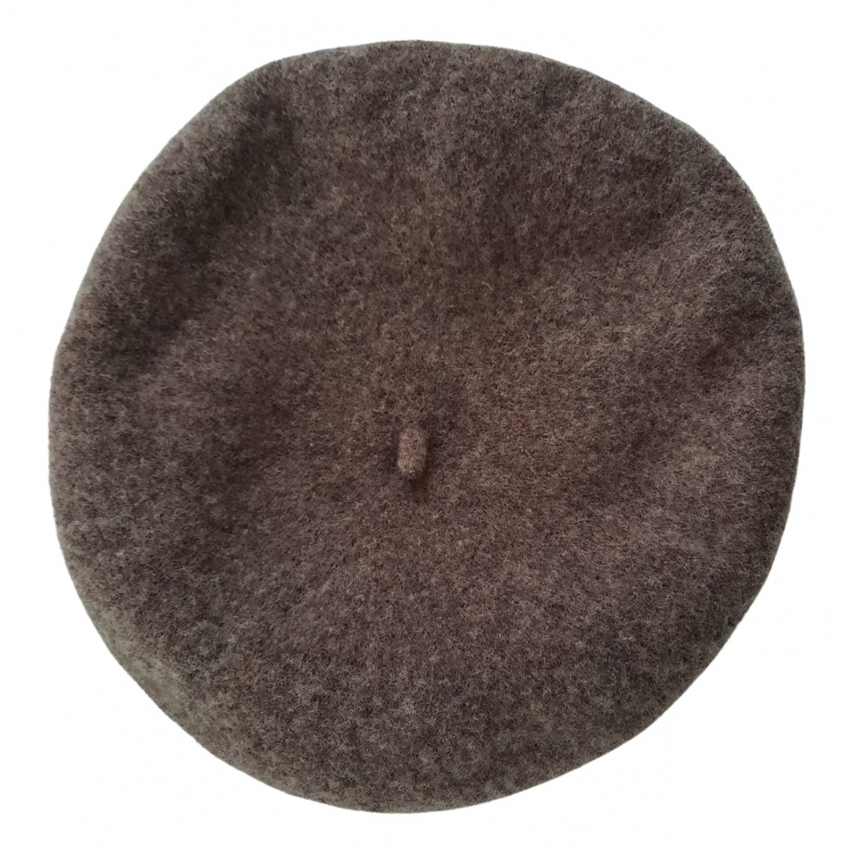 - Chapeau   pour femme en laine - marron
