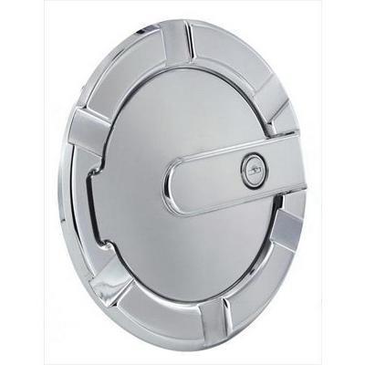 AMI Billet Fuel Door (Polished Aluminum) - 6901PL
