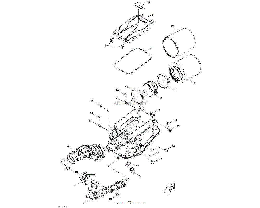 Can-AM OEM Gasket