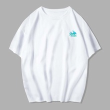 Guys Mountain & Letter Graphic Tee