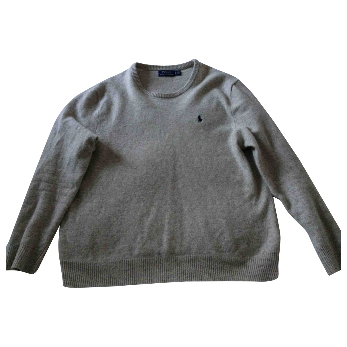 Polo Ralph Lauren \N Beige Wool Knitwear & Sweatshirts for Men L International