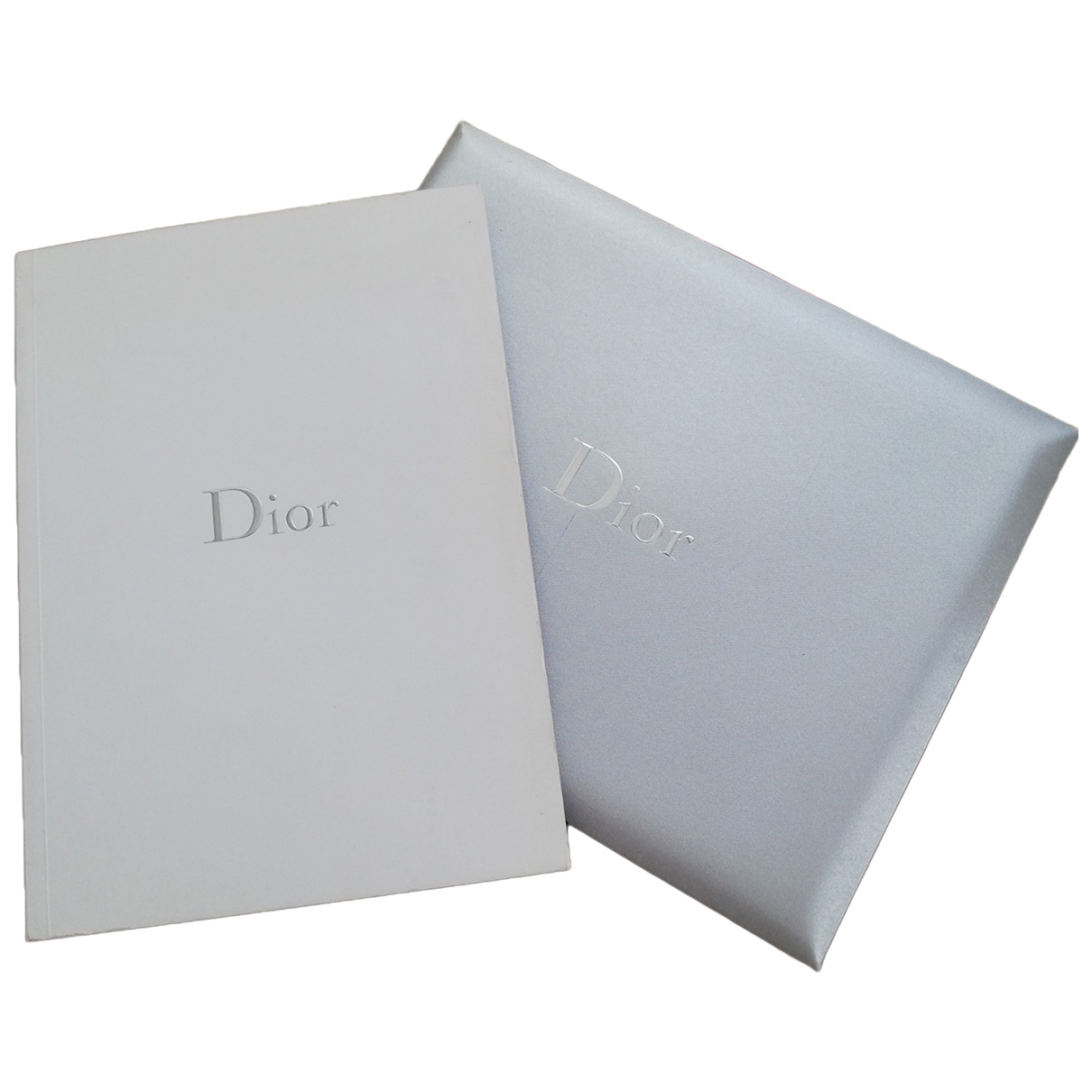 Dior - Mode   pour lifestyle en coton - argente