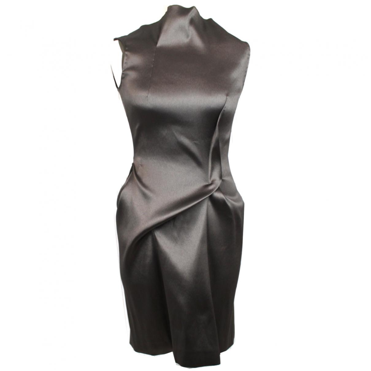 Roland Mouret \N Grey dress for Women 6 UK