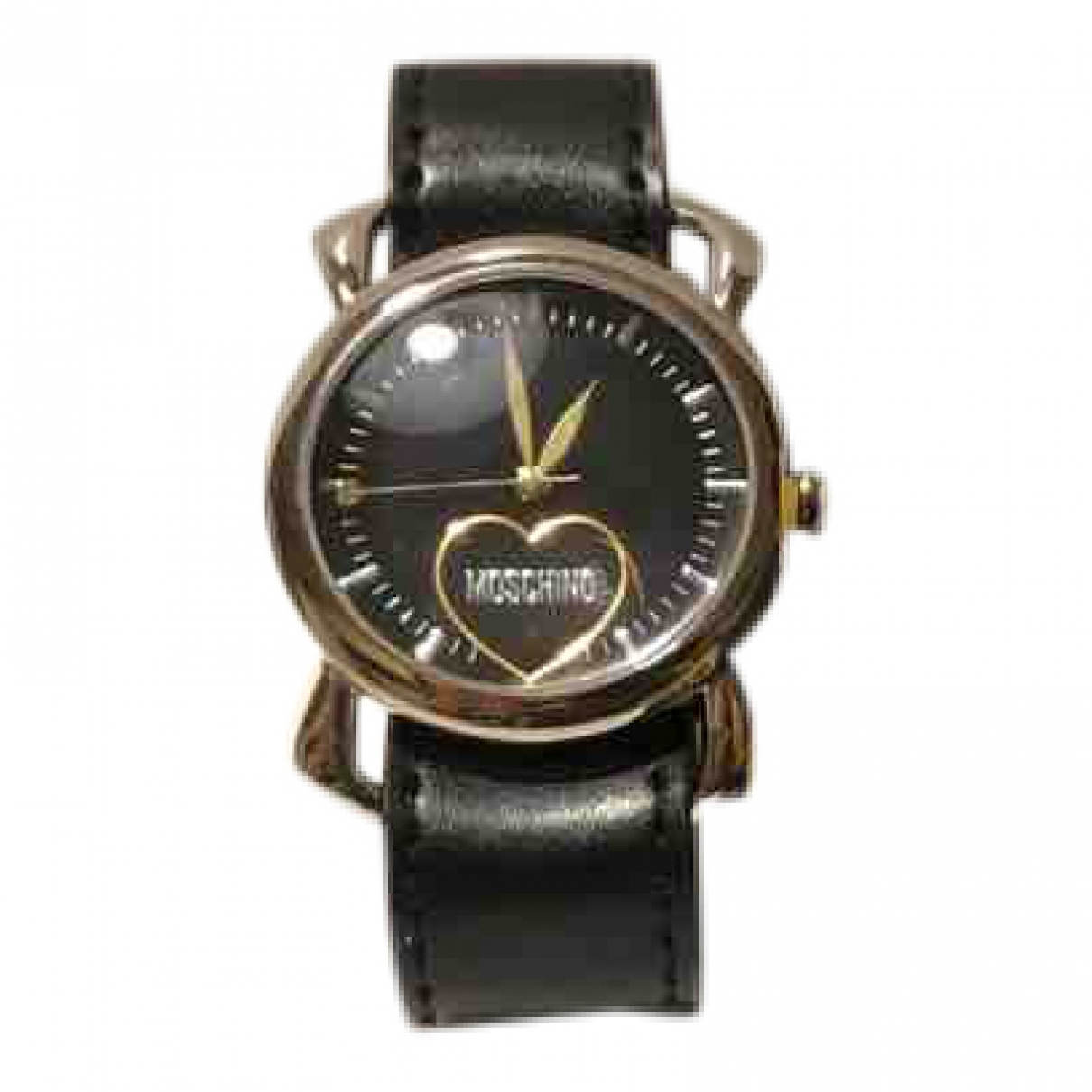 Moschino Cheap And Chic \N Uhr in  Bunt Stahl