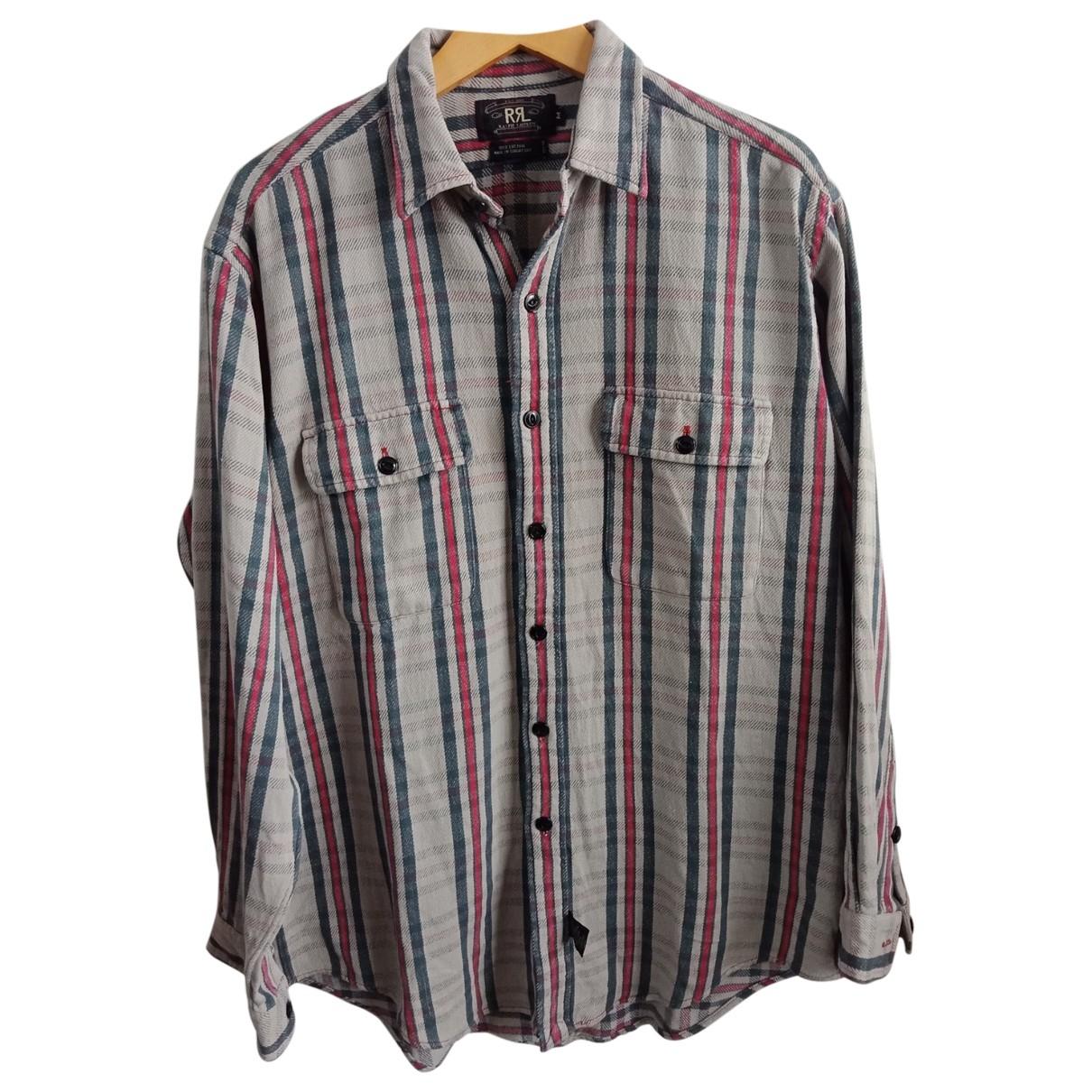 Ralph Lauren Double Rl \N T-Shirts in Baumwolle