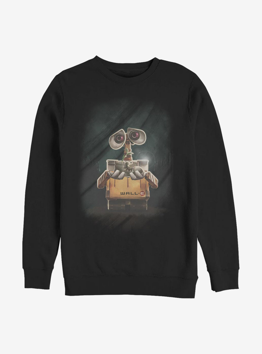 Disney Pixar WALL-E Bright Heart Sweatshirt