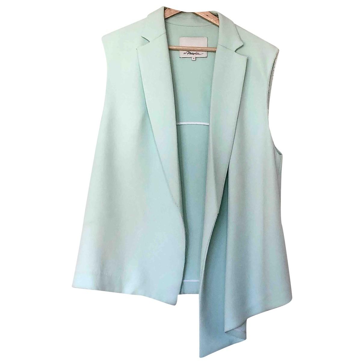 3.1 Phillip Lim \N Green jacket for Women 4 US