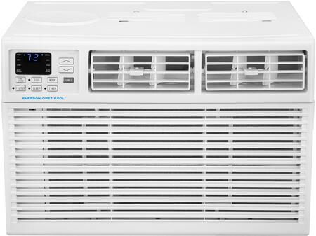 EARC12RE1 Emerson Quiet Kool 12 000 BTU 115V Window Air Conditioner with Remote Control  Sleep Mode  Timer  Washable Filter  Electronic Control