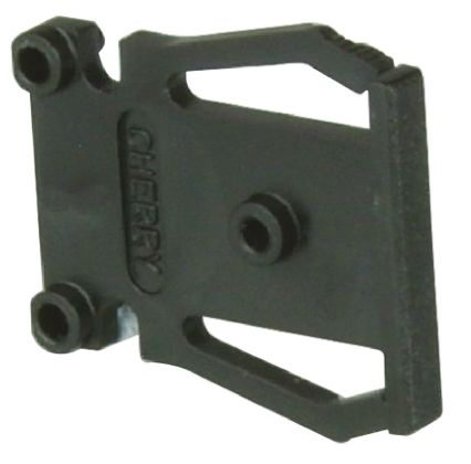 ZF Pushwheel Switch Mounting Cheek Spacer for use with Push Button Switch