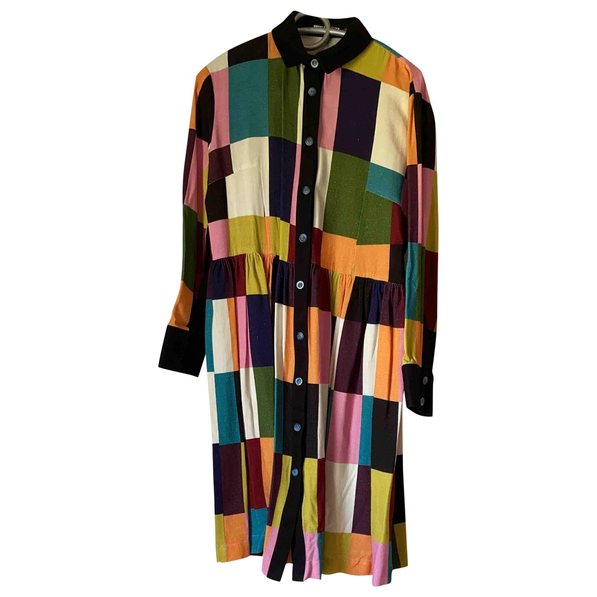 House Of Holland - Robe   pour femme - multicolore