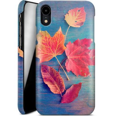 Apple iPhone XR Smartphone Huelle - The Colors Of Autumn von Joy StClaire
