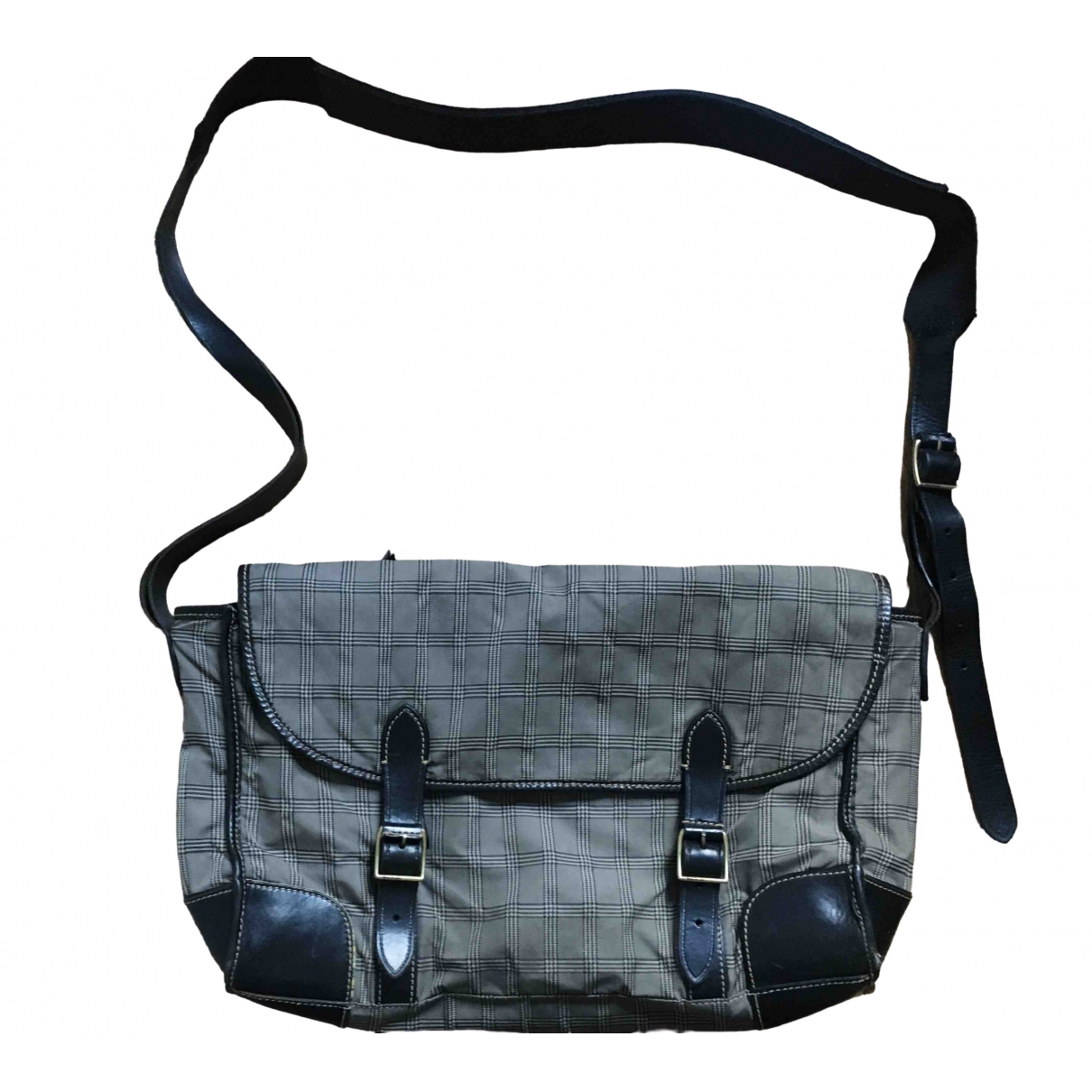 Paul Smith \N Grey Cloth bag for Men \N