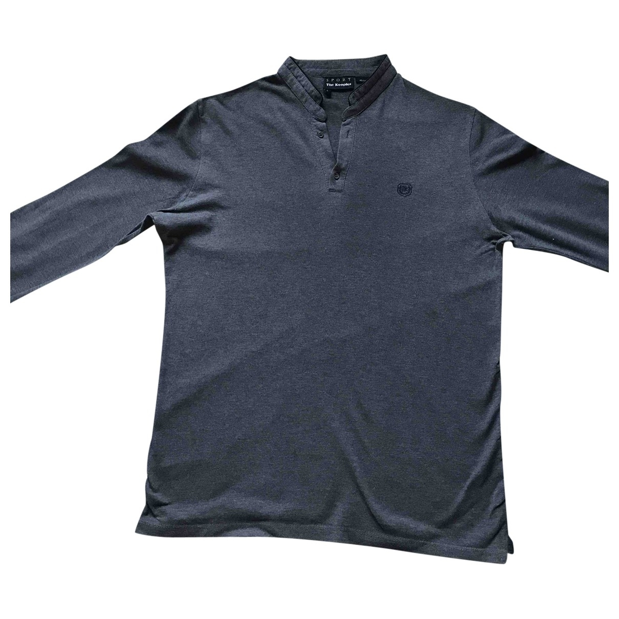 The Kooples \N Grey Cotton Polo shirts for Men S International