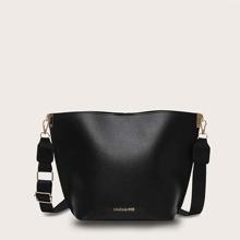 Minimalist Large Capacity Crossbody Bag