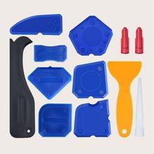 12 Stuecke Spalt-Reinigungsschaufel Set