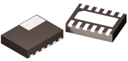 Analog Devices Linear Technology LT4356HDE-1#PBF, Clamper Circuit, 4 → 80 V 12-Pin, DFN