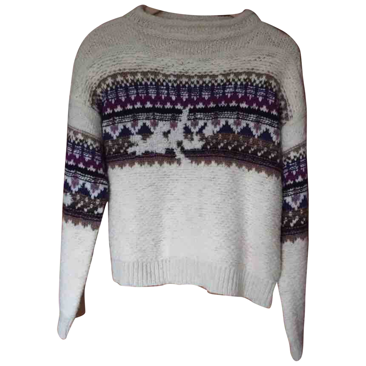 Isabel Marant Etoile \N Pullover in Wolle