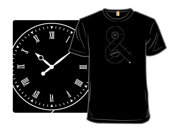 Time & Space T Shirt