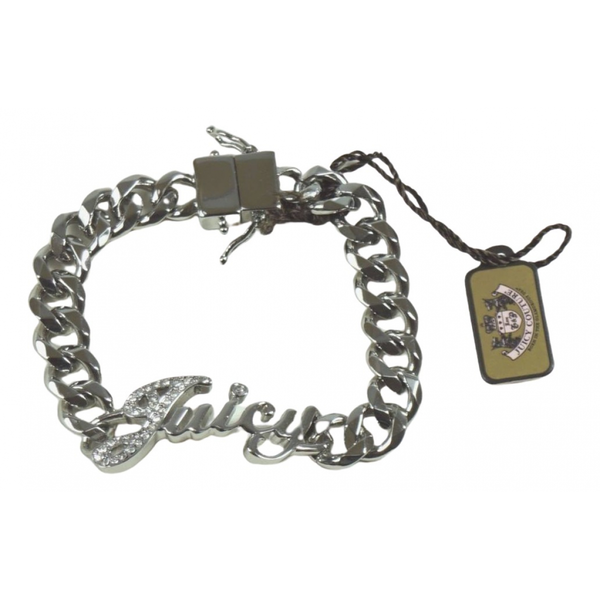 Juicy Couture \N Armband in  Silber Metall