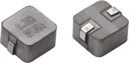 Vishay , IHLP-1212BZ-11, 1212 Shielded Wire-wound SMD Inductor with a Metal Composite Core, 220 nH ±20% Wire-Wound 6.5A (5)