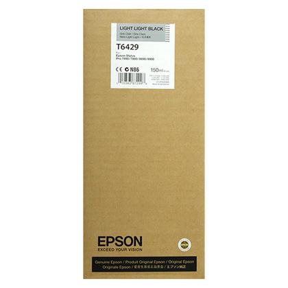 Epson T642900 cartouche d'encre originale noire extra clair