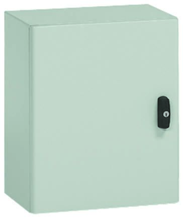 Legrand Atlantic, Steel Wall Box, IP66, 250mm x 500 mm x 500 mm, Grey