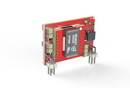 Murata Power Solutions MGJ6 1.2 W, 4.8 W Isolated DC-DC Converter PCB Mount, Voltage in 9 → 18 V dc, Voltage out