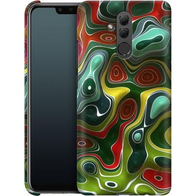 Huawei Mate 20 Lite Smartphone Huelle - Weird Green von Danny Ivan