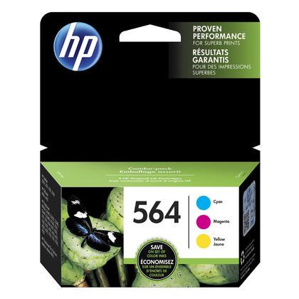 HP 564 N9H57FN cartouche d'encre originale combo C/M/Y