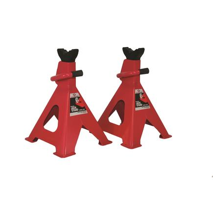 American Forge & Foundry 3306 - 6 Ton Jack Stands ( Pair)