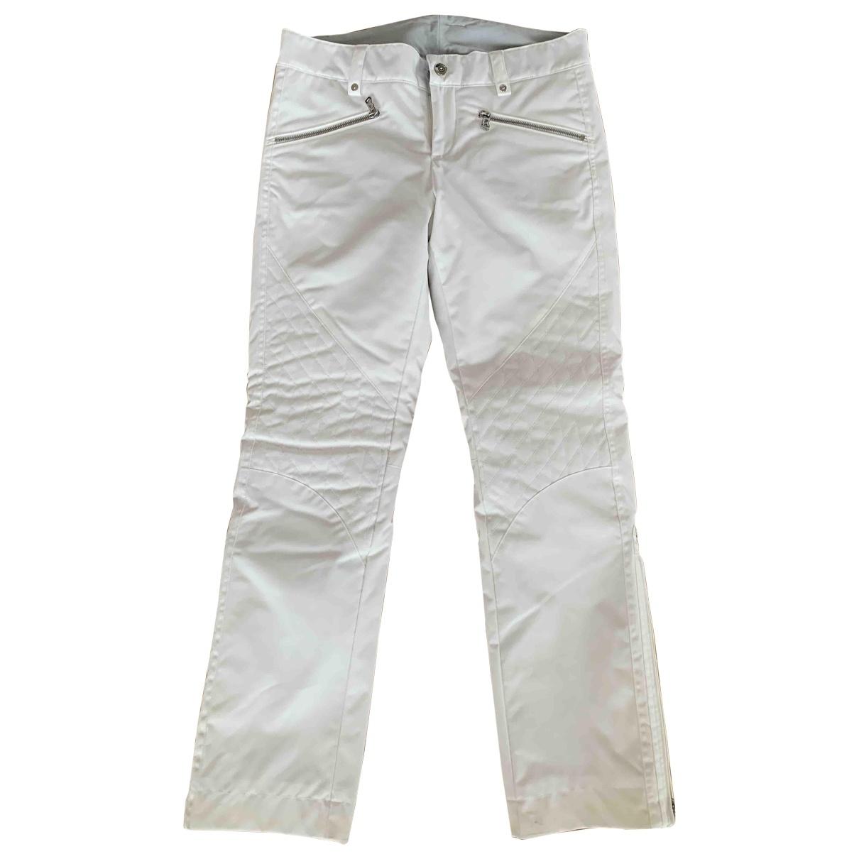 Bogner \N White Trousers for Women S International
