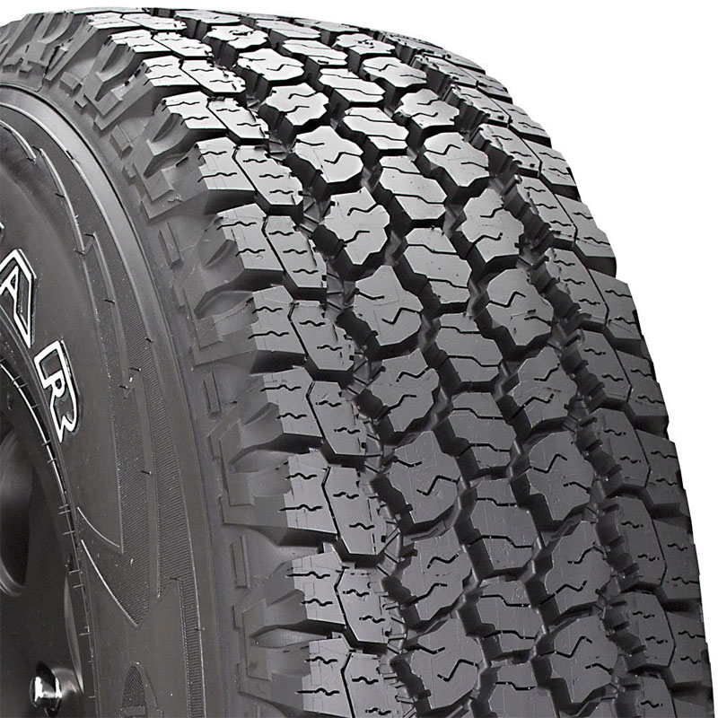 Goodyear DT-17562 Wrangler All Terrain Adventure with Kevlar 235 70 R16 106T SL OWL