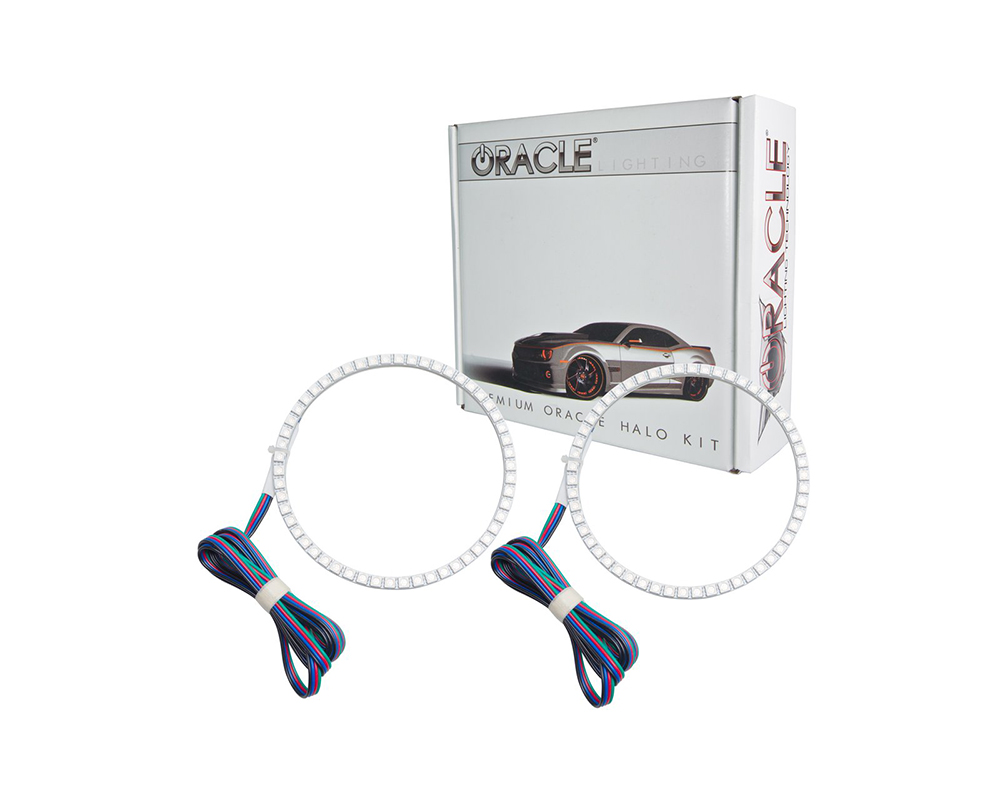 Oracle Lighting 3775-504 Chevrolet Camaro ORACLE Concept Side Mirrors - Pull Me Over Red (WA130X)