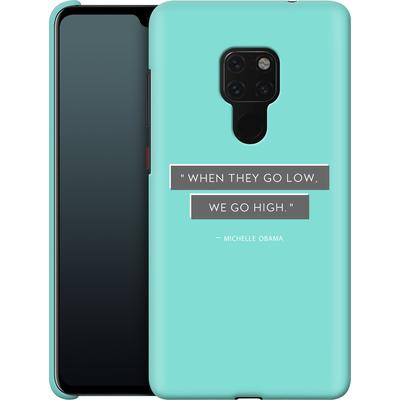 Huawei Mate 20 Smartphone Huelle - Aim High von caseable Designs