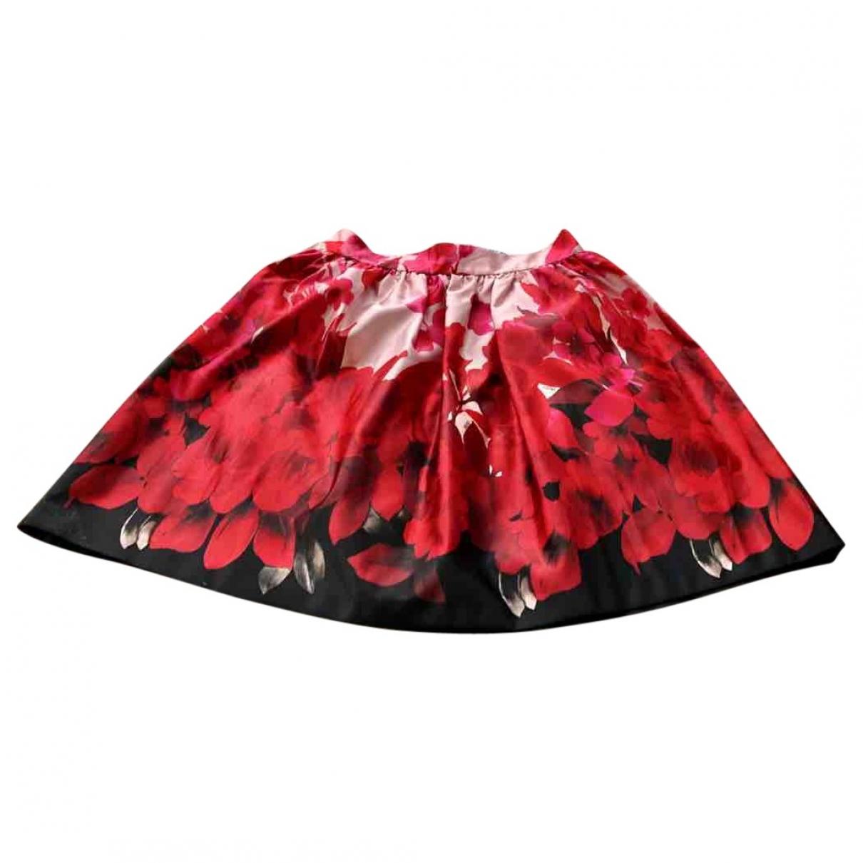 Liu.jo - Jupe   pour femme en coton - rouge