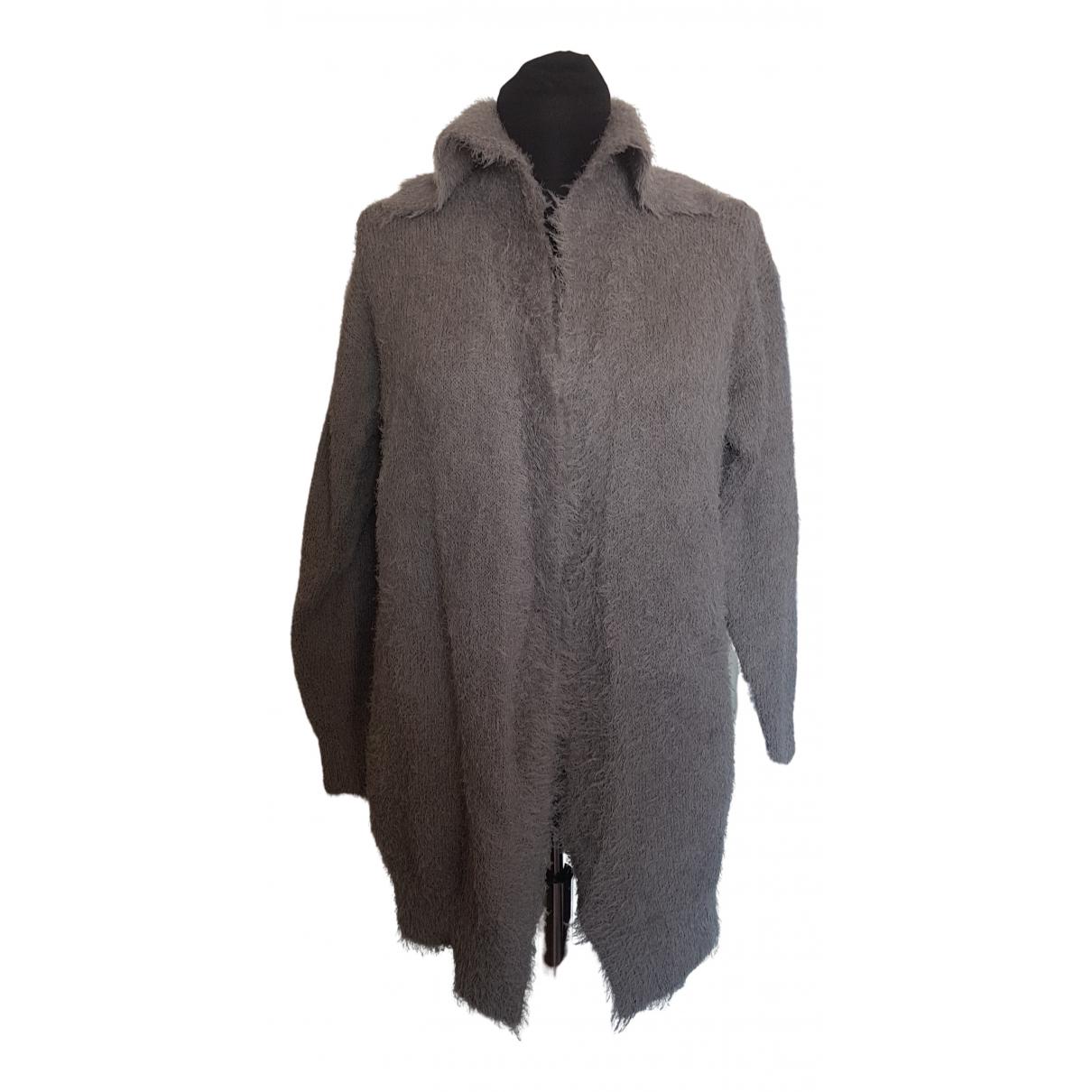 Max Mara 's \N Grey Cotton Knitwear for Women M International