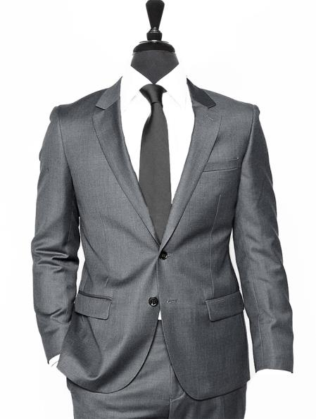 Coming 2018 Alberto Nardoni 2 Button Suit