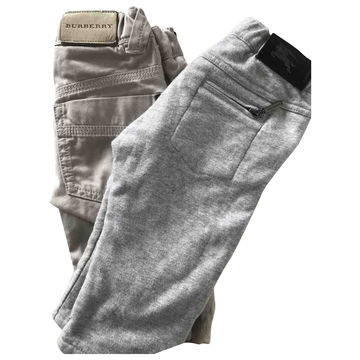 Burberry \N Cotton Trousers for Kids 6 months - up to 67cm FR