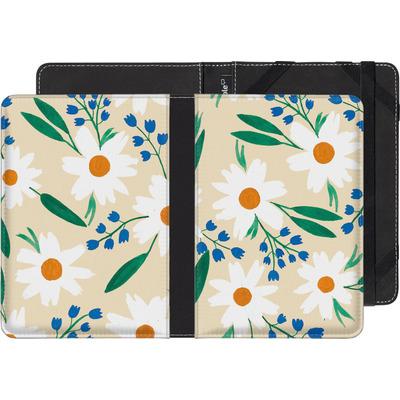 Pocketbook Touch Lux 2 eBook Reader Huelle - Daisy Chain von Iisa Monttinen