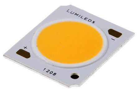 Lumileds L2C5-33HG1208E1500, LUXEON CoB with CrispColor White CoB LED, 3250K 90 (Min.)CRI