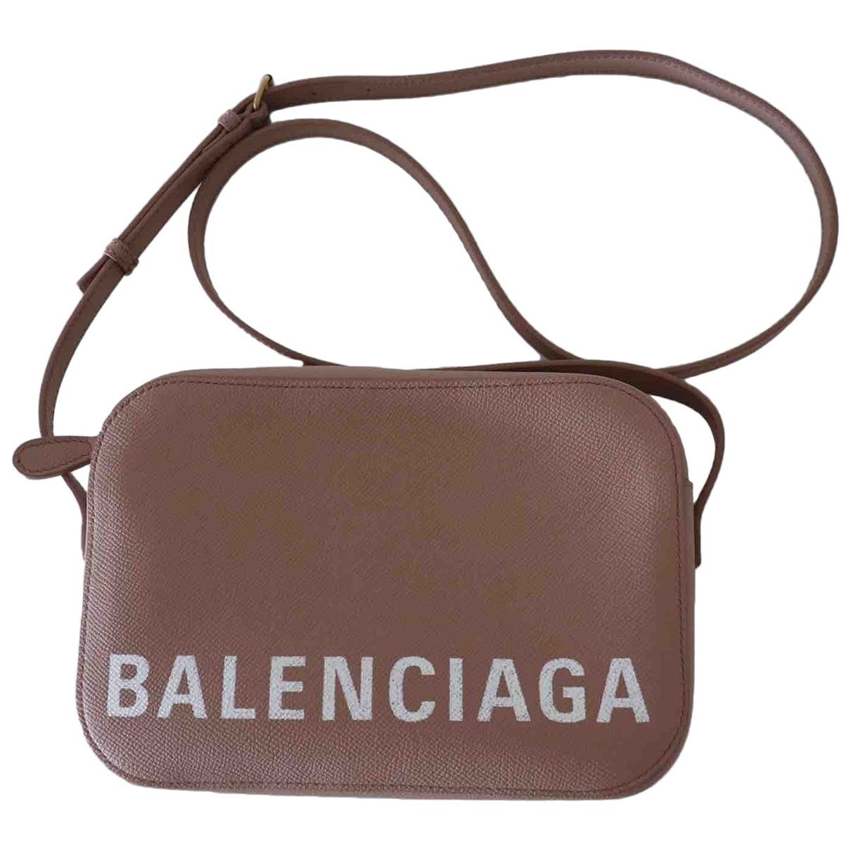 Balenciaga - Sac a main Everyday pour femme en cuir - rose