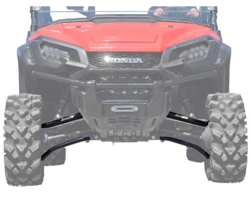 SuperATV AA-H-PIO1K-1.5-HC-02 High Clearance Forward 1.5 Inch Offset A Arms Honda Pioneer 1000 2016+